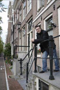 Michael B. Rehders in Amsterdam, Amsterdam 2015