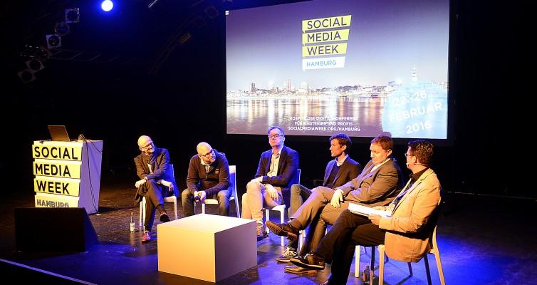 SOCIAL MEDIA WEEK 2016 – Social Medien Gipfel