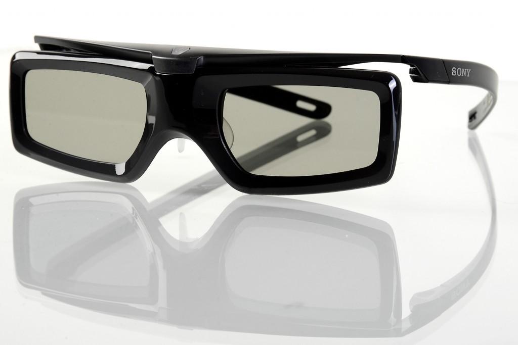 Sony VPL-HW65 - 3D-Brille - Foto Michael B. Rehders