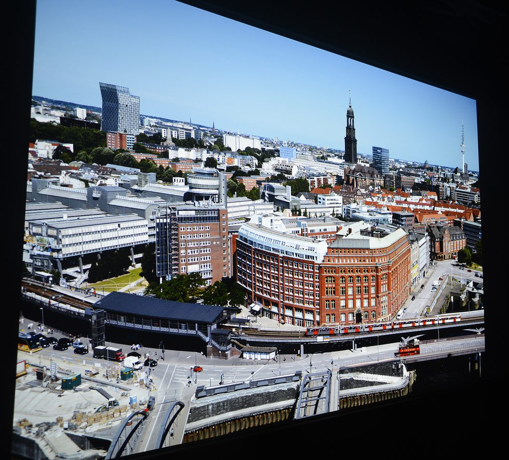 BenQ TH683 - Screenshot Hamburg - Originalaufnahme, Foto: Michael B. Rehders