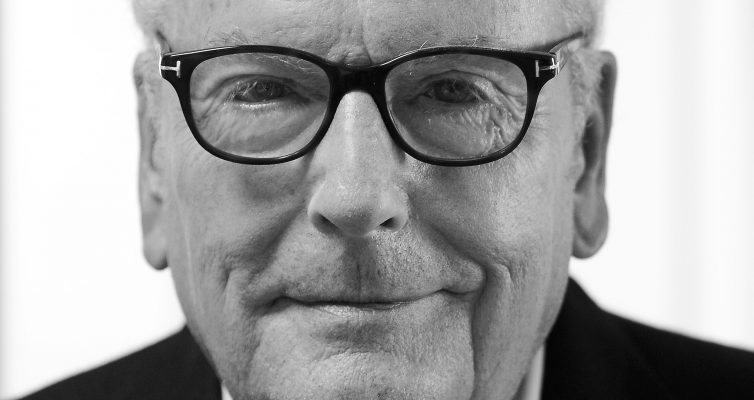 """Claus Seibel feierte am 16. September 2016 seinen 80. Geburtstag. Bis 2004 moderierte er die """"heute""""- Nachrichten am Nachmittag und Wochenendausgaben im ZDF.  Foto: Michael B. Rehders - Hamburg 2016"""
