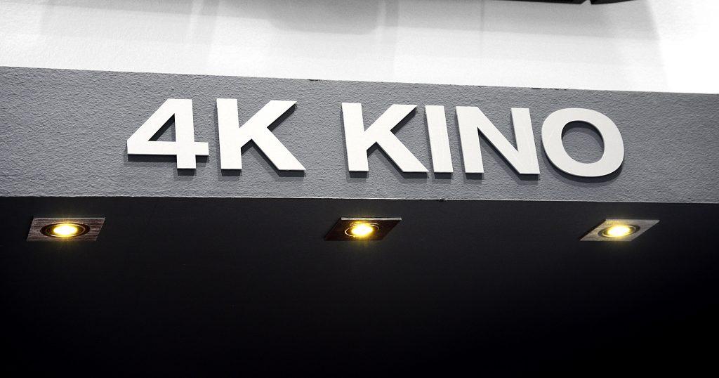 """Im """"4K KINO"""" von JVC wurden Heimkinoträume wahr. Foto: Michael B. Rehders"""