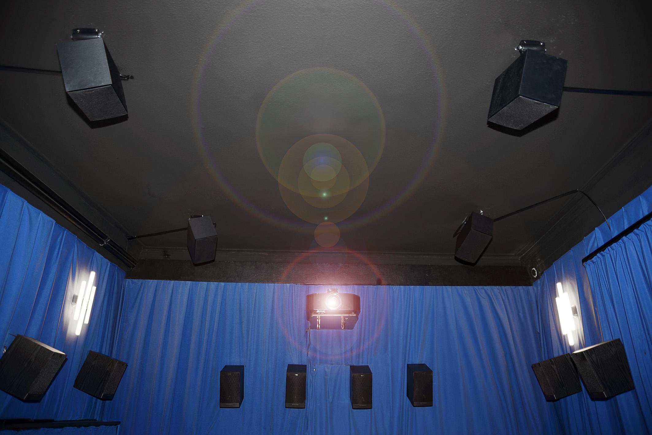 Lumière - DolbyAtmos Installation - Foto Michael B. Rehders