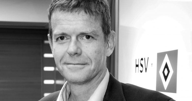 Joachim Hilke wurde am 10. Juli 1067 geboren und gehörte seit 2011 zur HSV-Führungsrege. Am 18. November 2016 legte Hilke sein Amt als Marketingvorstand nieder.  Foto: Michael B. Rehders – Hamburg 2011
