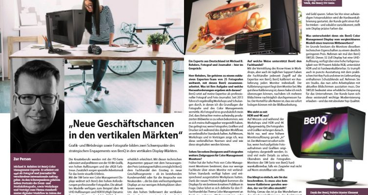 IT Business - Interview mit Michael B. Rehders