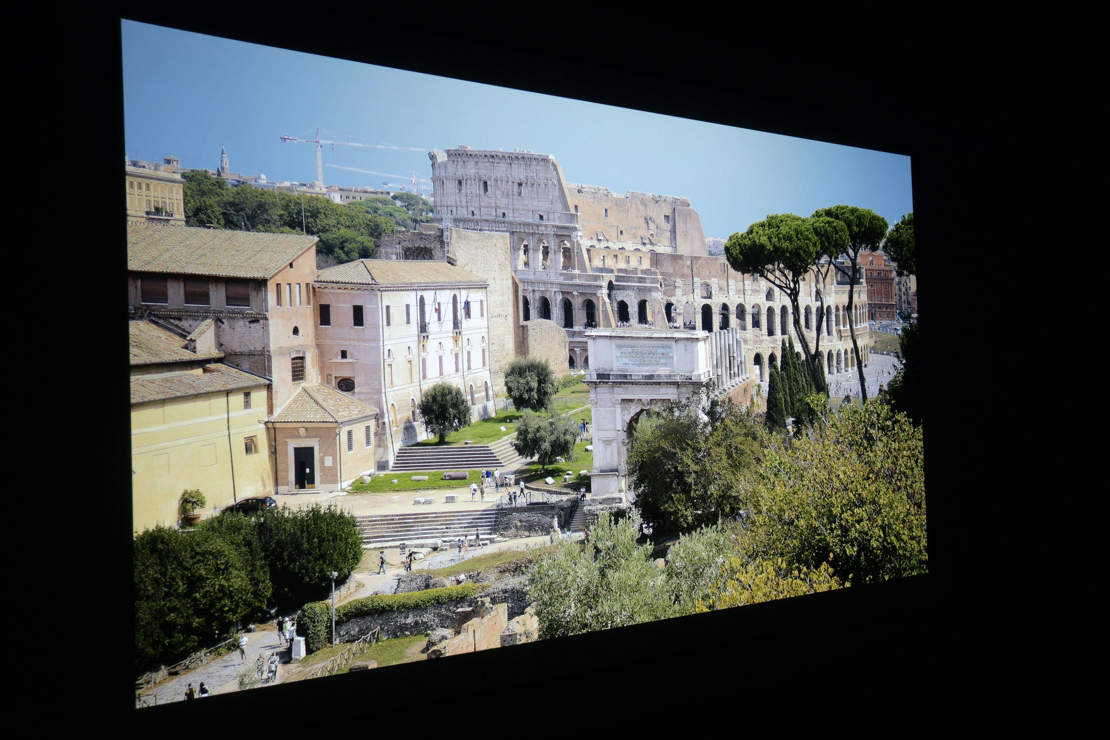 Foto: Michael B. Rehders Kurz vor einem Gewitter habe ich diese Aufnahme in Rom geschossen.