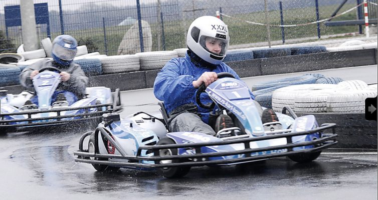 RS-Kartcenter - Regenrennen 2 - Foto Michael B. Rehders