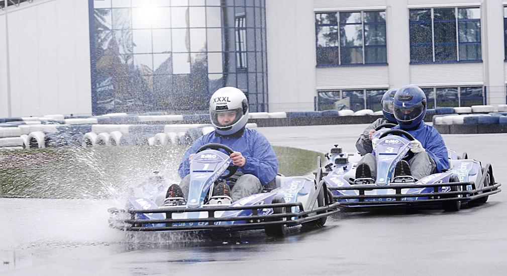 RS-Kartcenter - Regenrennen - Foto Michael B. Rehders