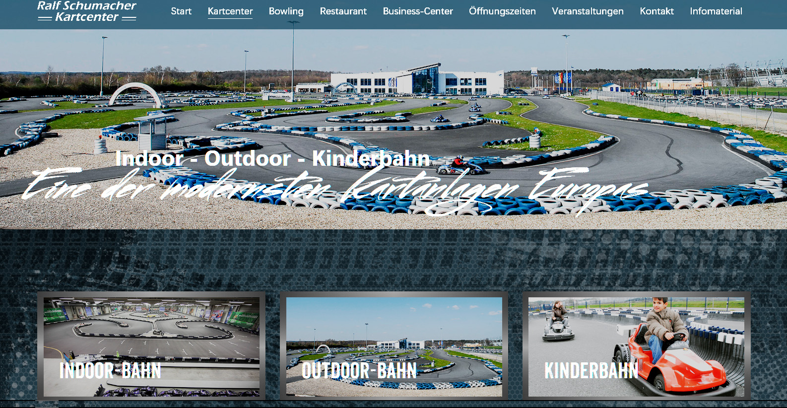 RS-Kartcenter - Website - Foto Michael B. Rehders