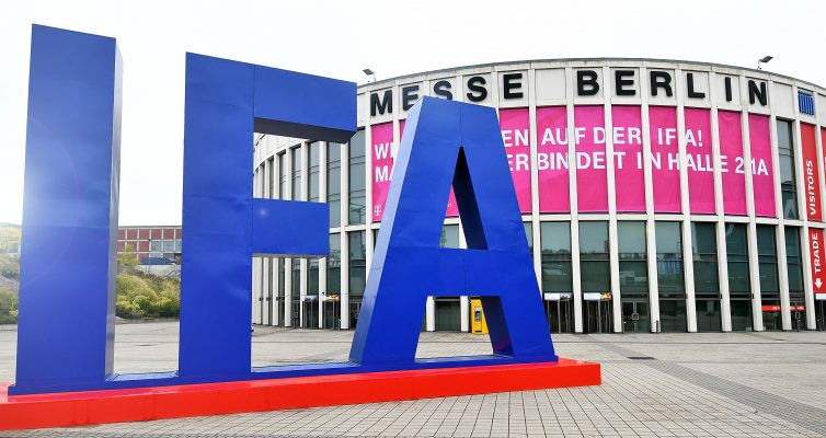 IFA 2019 - Eingang Süd - Foto Michael B. Rehders - MBR_8678