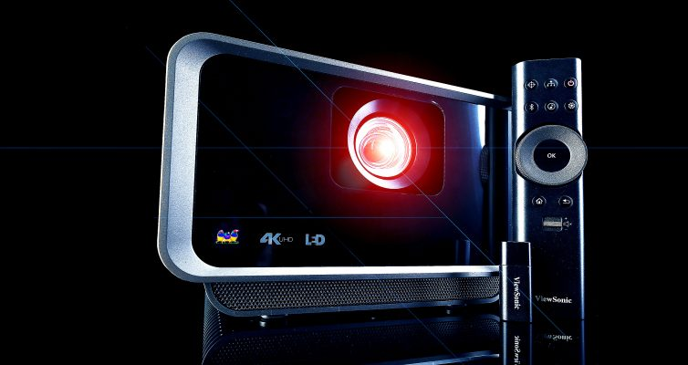 ViewSonic X10-4K - Foto: Michael B. Rehders