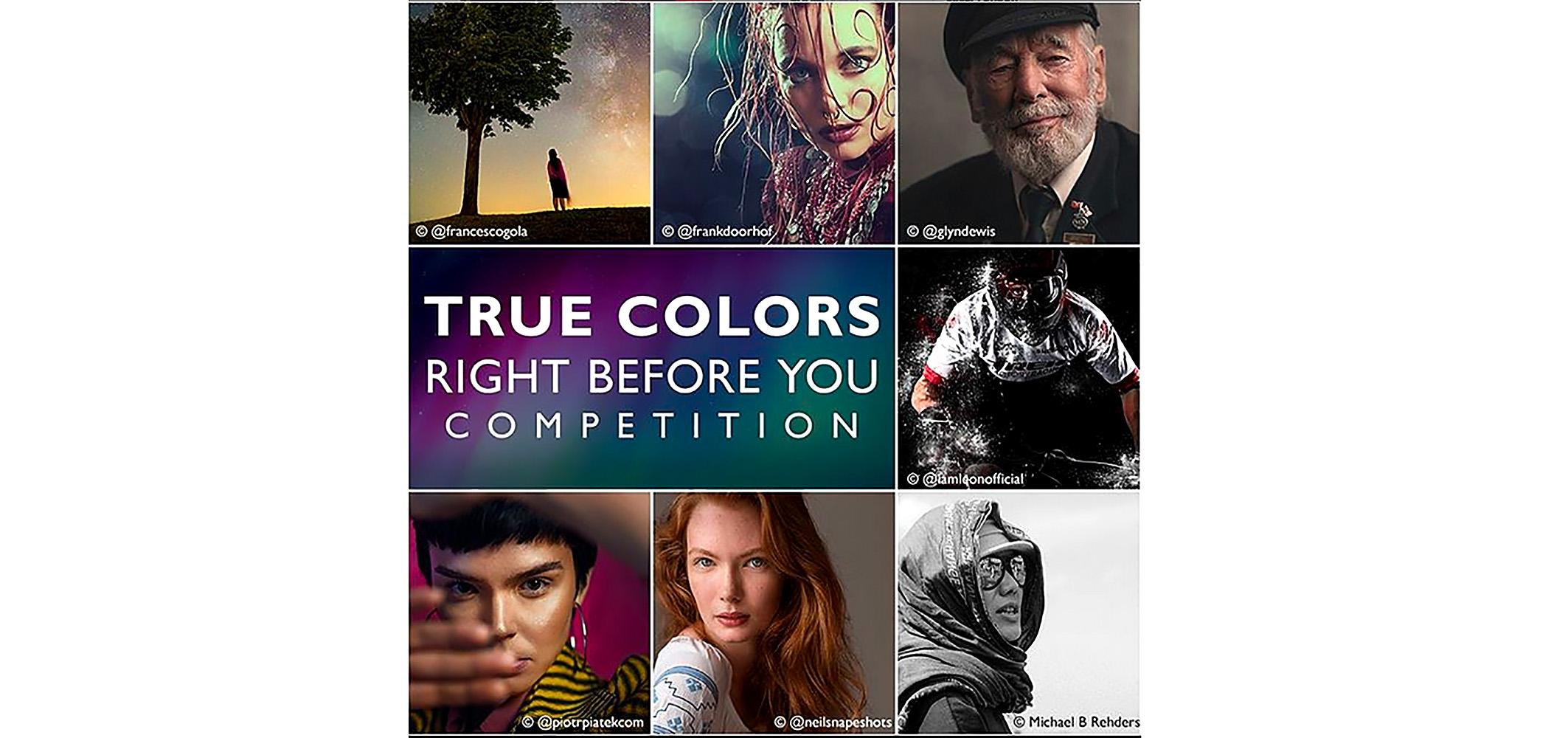 Titelbild Contest True Colors